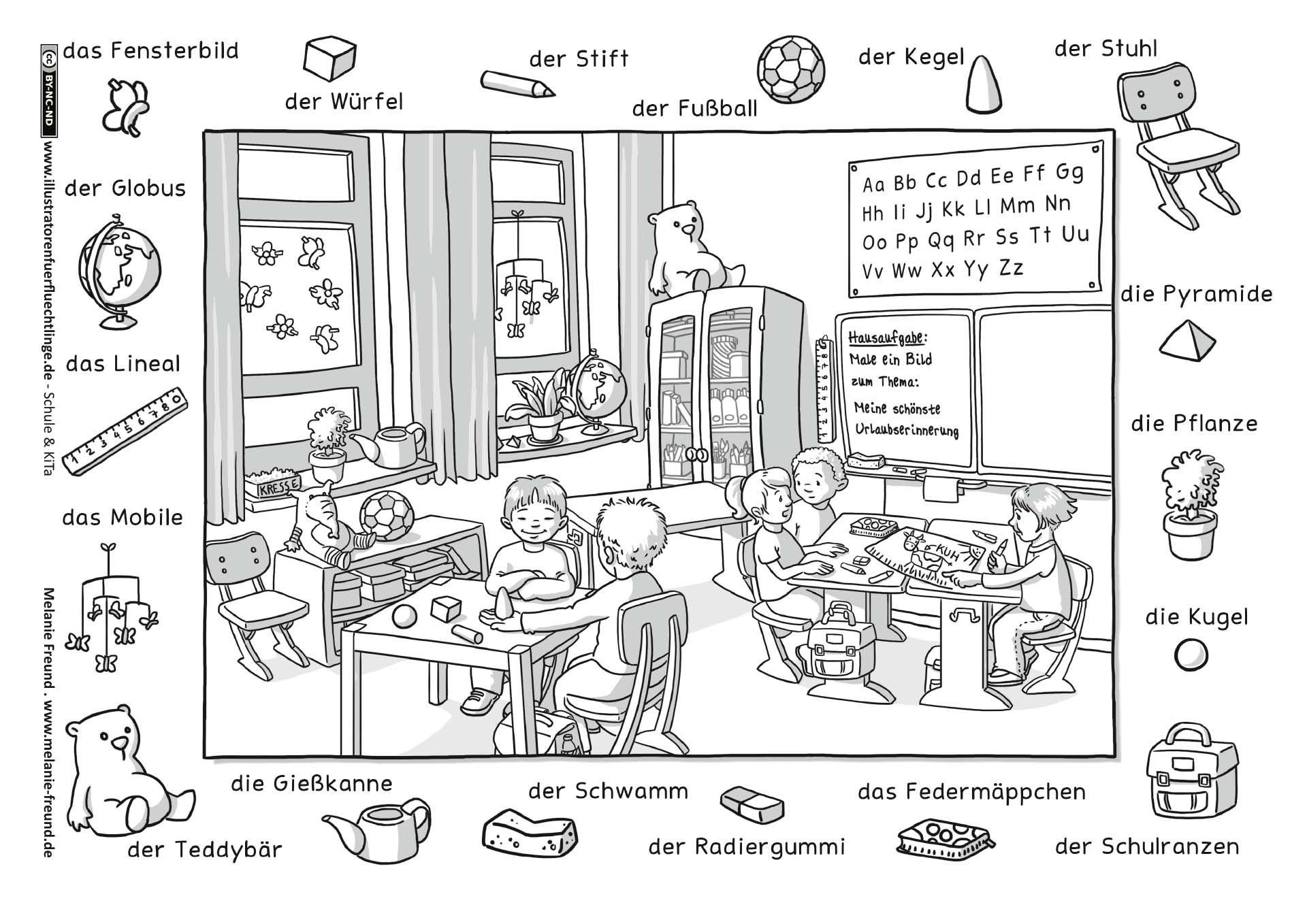 Download Als Schule Und Kita Klassenzimmer