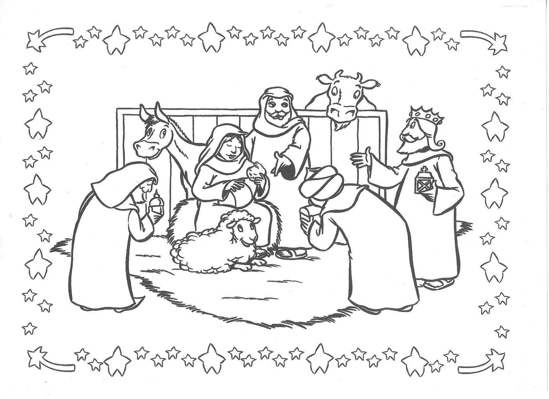 Kerst Tekeningen