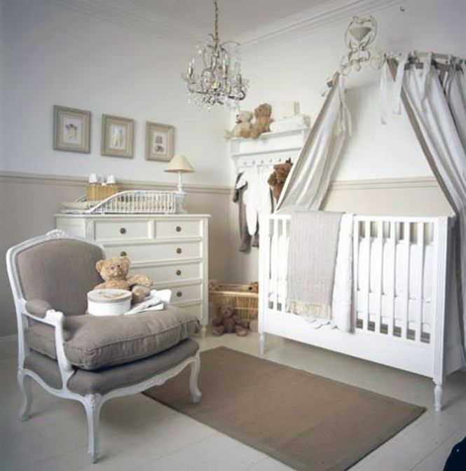 Neutral Nursery Ideas For Your Baby On Board Room