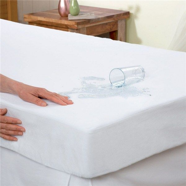 Anti Dustmite Waterproof Bed Bug Mattress Encat And Protector Cover With Zipper In Camberwell