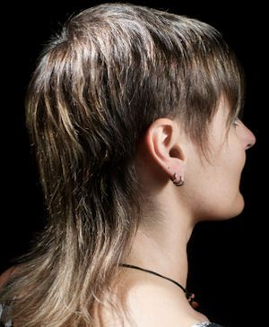 Pixie Mullets On Pinterest