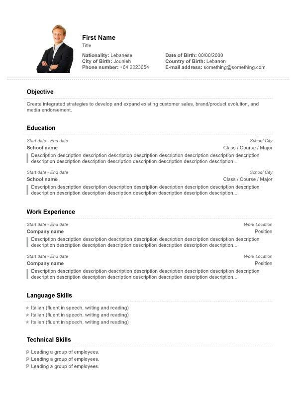 resume online free download professional resume online make resume