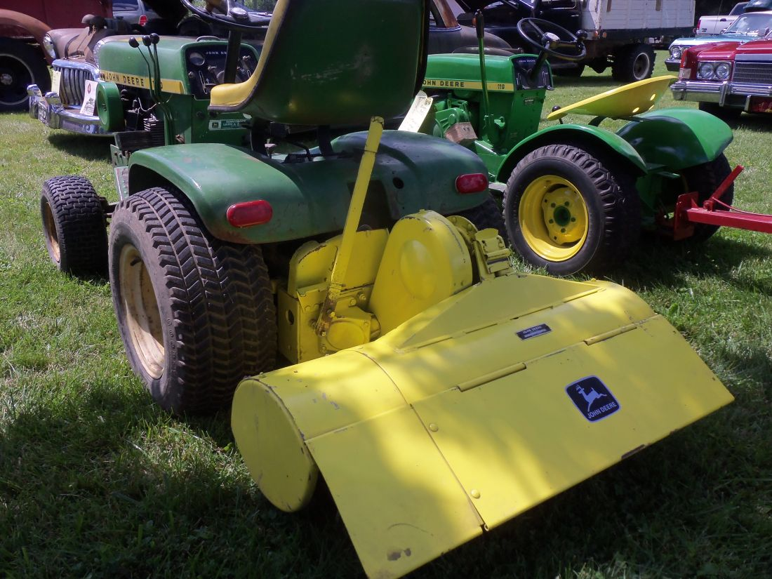 how to till a garden with a tractor