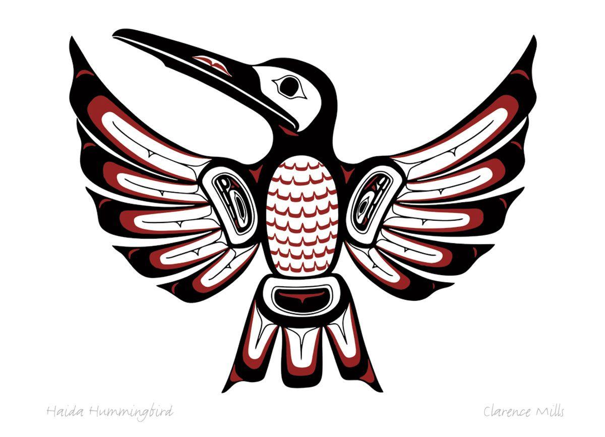 Haida Hummingbird