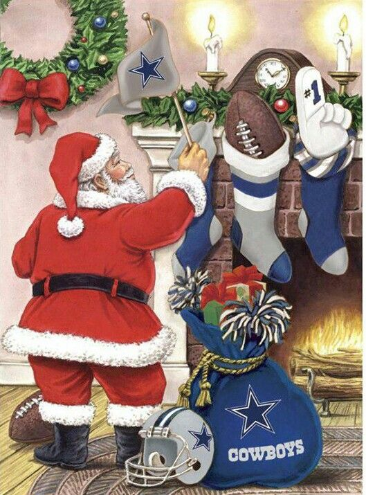 A Dallas Cowboys Christmas My Boyz Pinterest