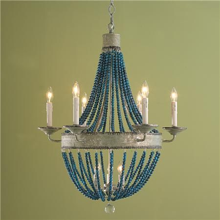Beaded Basket Chandelier 2 Finishes Uniquely Special In Every Detail Our Exclusive Design