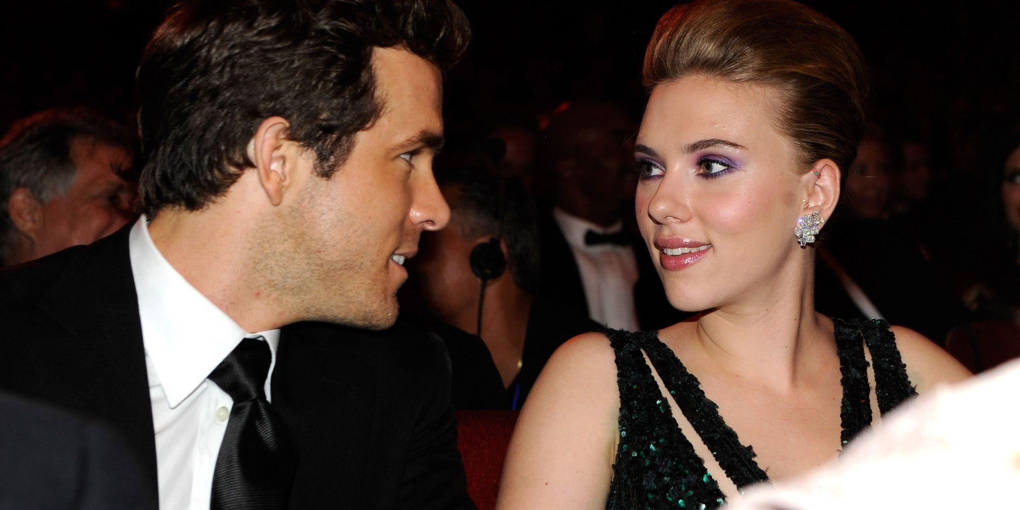 Scarlett Johansson Opens Up About Divorce From Ryan