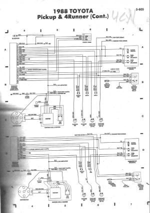 '88 3VZE 5speed wiring diagram help  Page 2  YotaTech