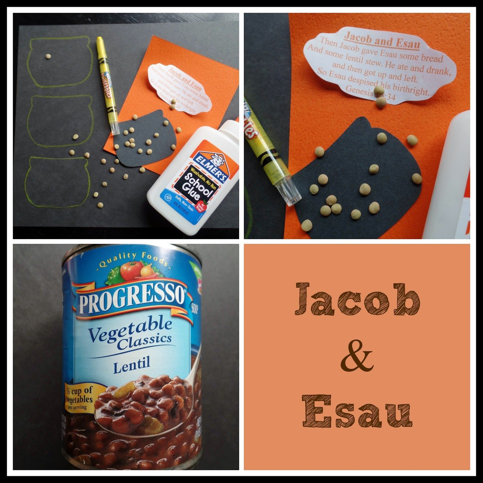 April S Homemaking Simply Sunday School Jacob And Esau And Joseph And The Coat Of Many Colors