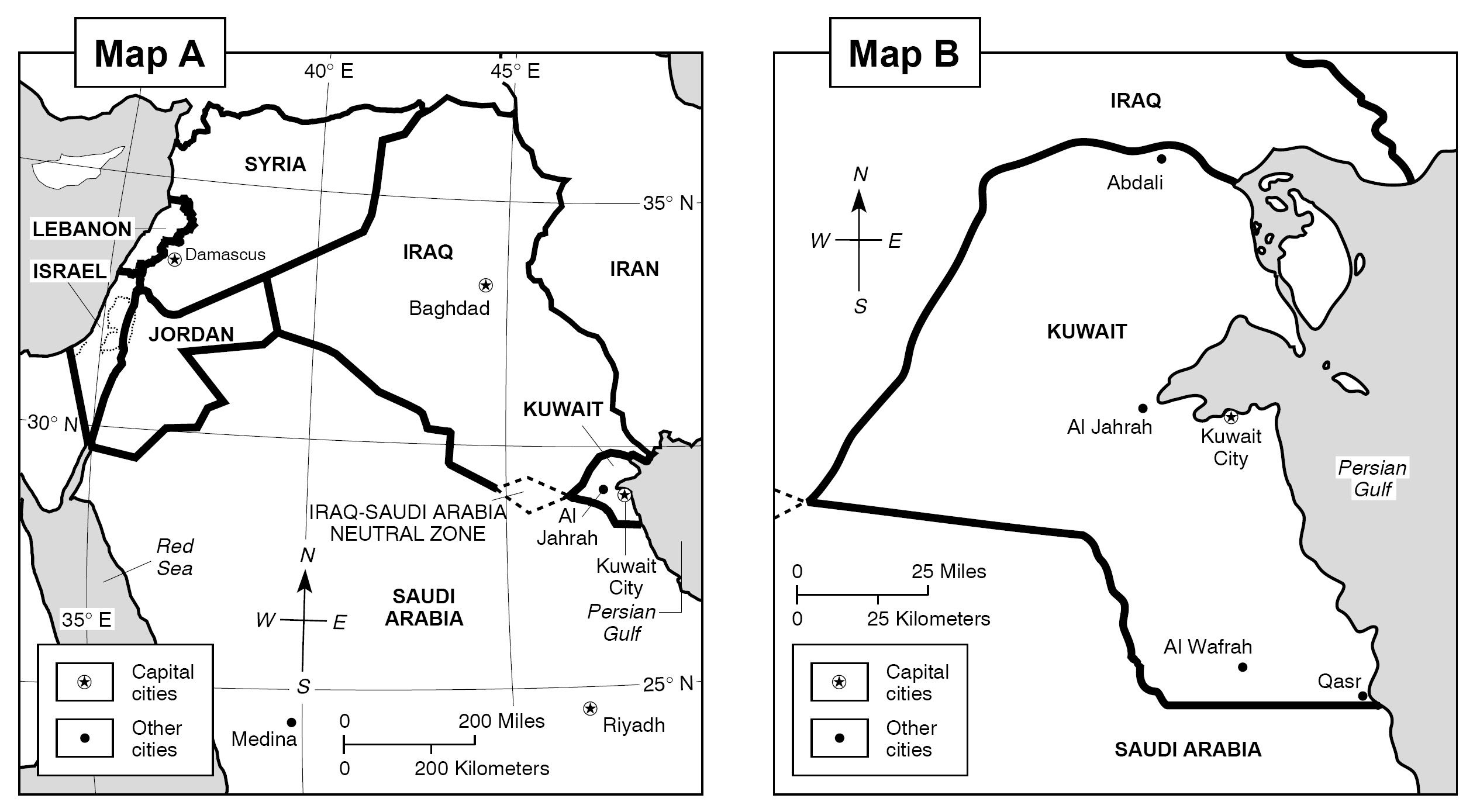 Mapscale3 Online Quiz