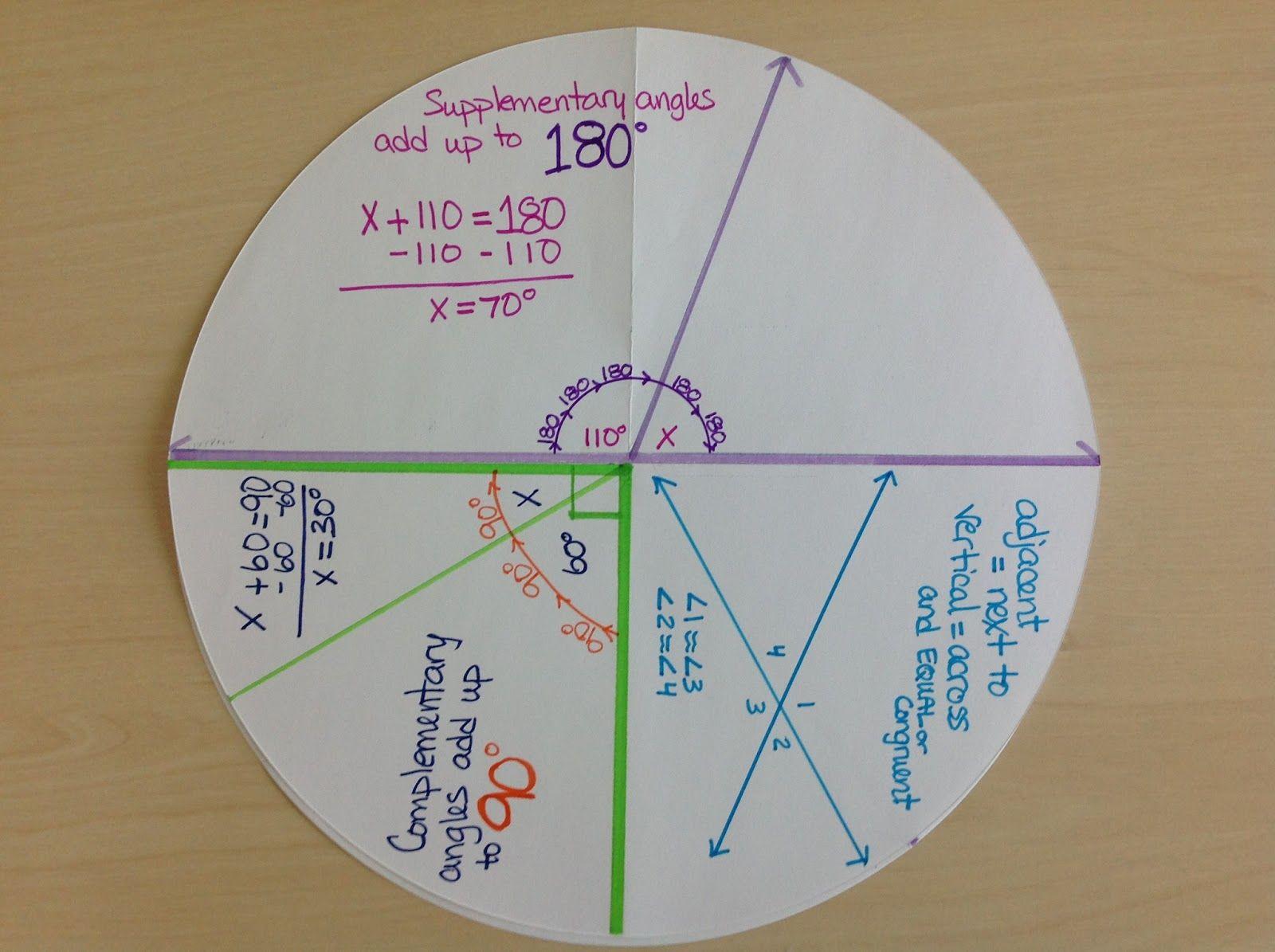 Vertically Opposite Angles Worksheet Year 6