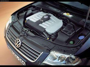 2001 Volkswagen Passat W8 engine | Volkswagen | Pinterest