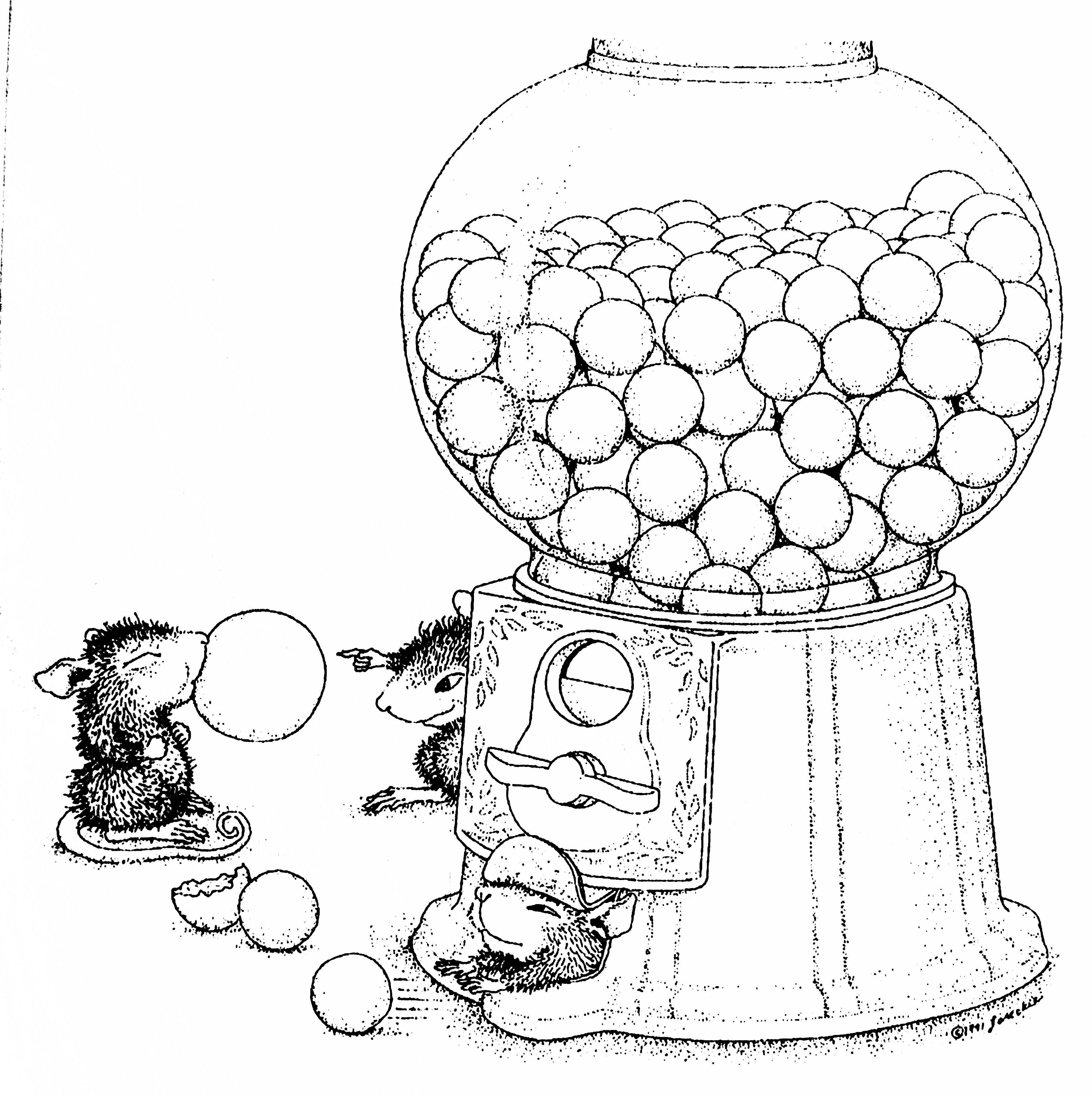 Bubble Gum Pinterest Nannl Digis And Printables