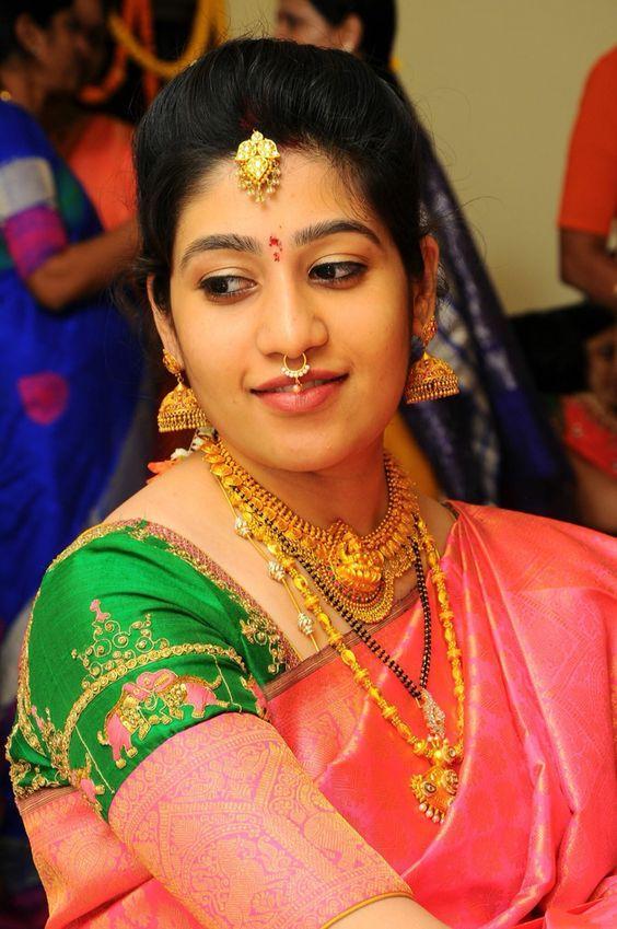 Best 25 South Indian Wedding Saree Ideas On Bridal Blouse Design