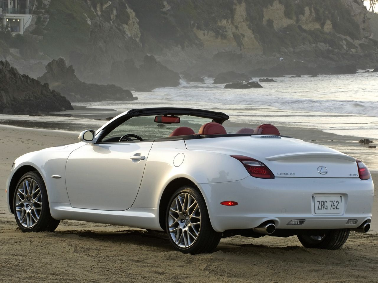 Lexus Hardtop Convertible favorite color would be black