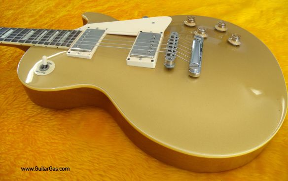 Fernandes Super Grade Gold Top = Stunning