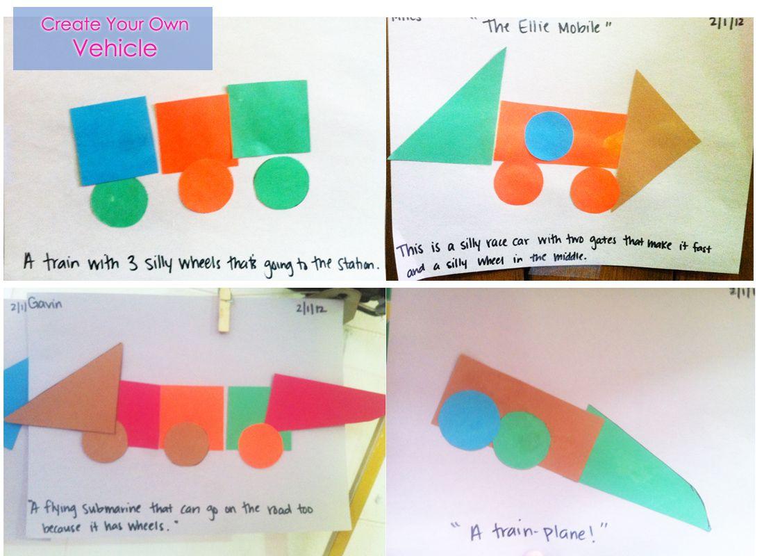For Race Car Tractor Week Preschool Activity Create Your