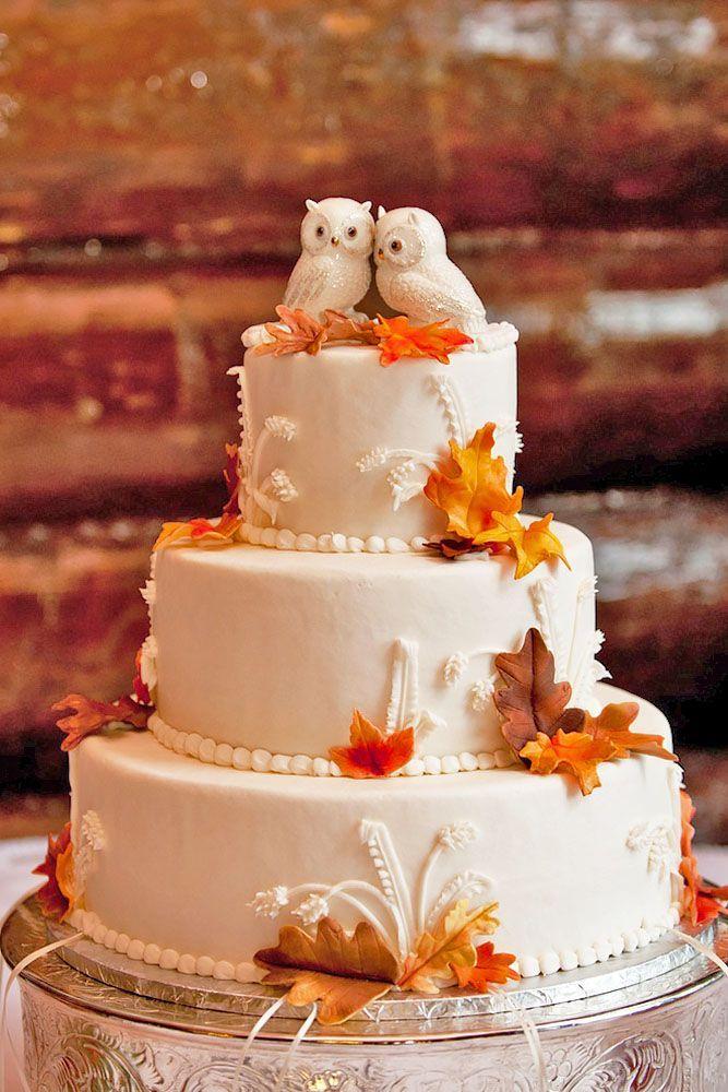 36 Fall Wedding Cakes That WOW Wedding cake, Cake and