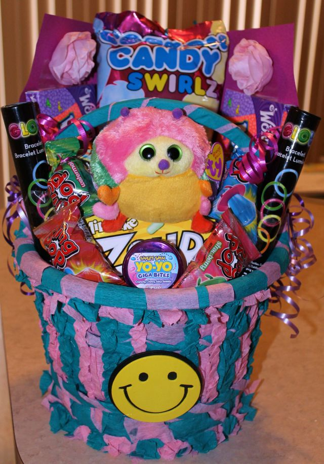 9 year old girls birthday basket cute ideas for k ids