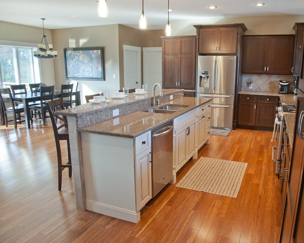 Open Concept 9x9 Kitchen Layout With Island   Novocom.top