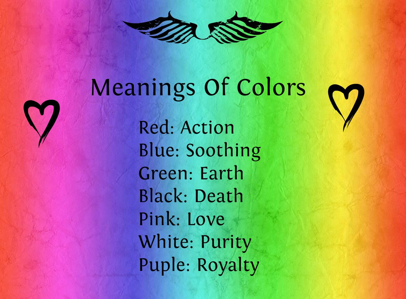 Meaning of colors Candle & Color Magick☽ ☾ Pinterest
