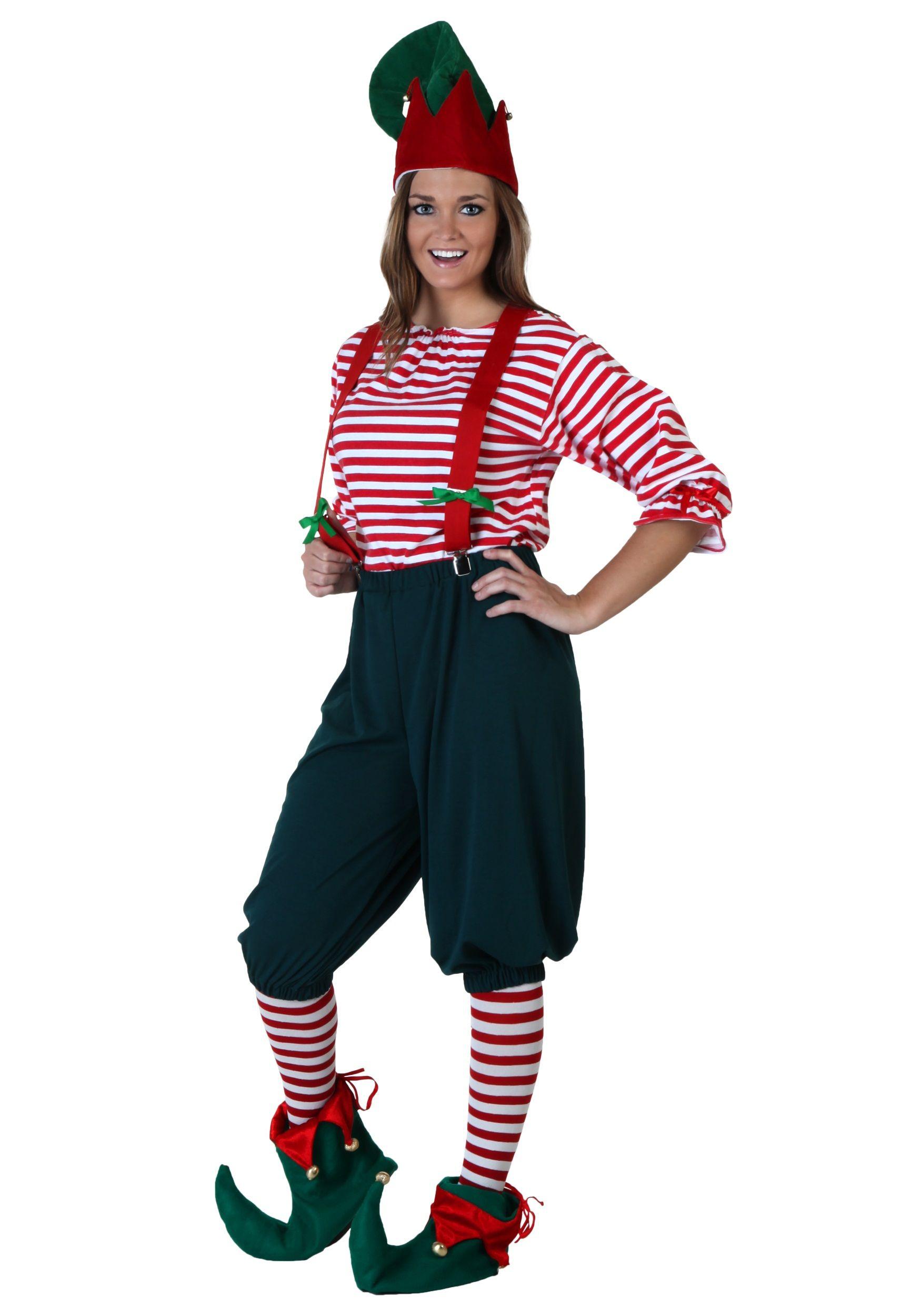 Christmas+elf+costume+Women costumes deluxe