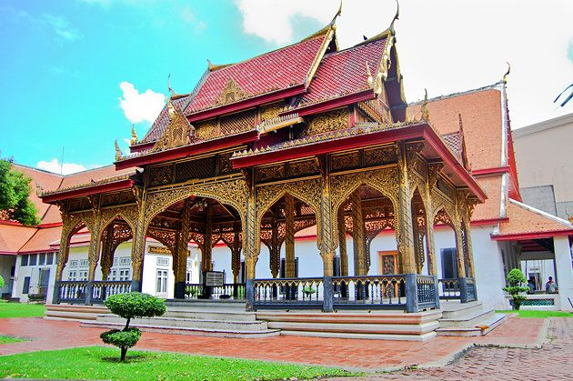 Image result for Wang Na Palace in Thailand