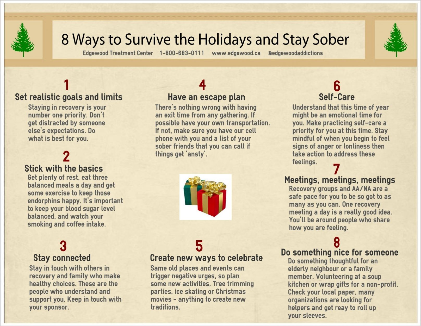 8 Ways To Survive The Holidays And Stay Sober Xa