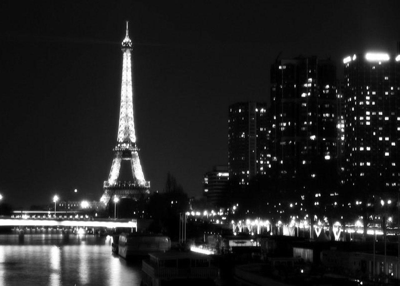love locks wall paris france | paris: paris at night wallpaper