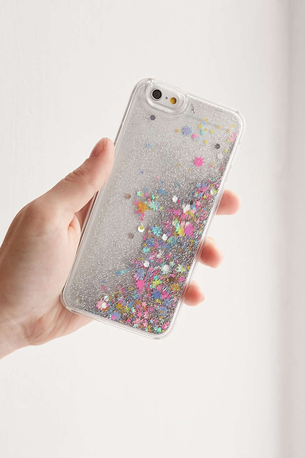 Shake Me Glitter iPhone 6/6s Case Phone, Tech and Phone