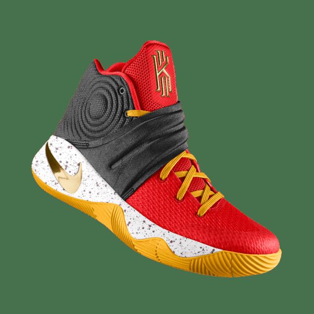 Kyrie 2 iD Men's Basketball Shoe Sneakers Pinterest