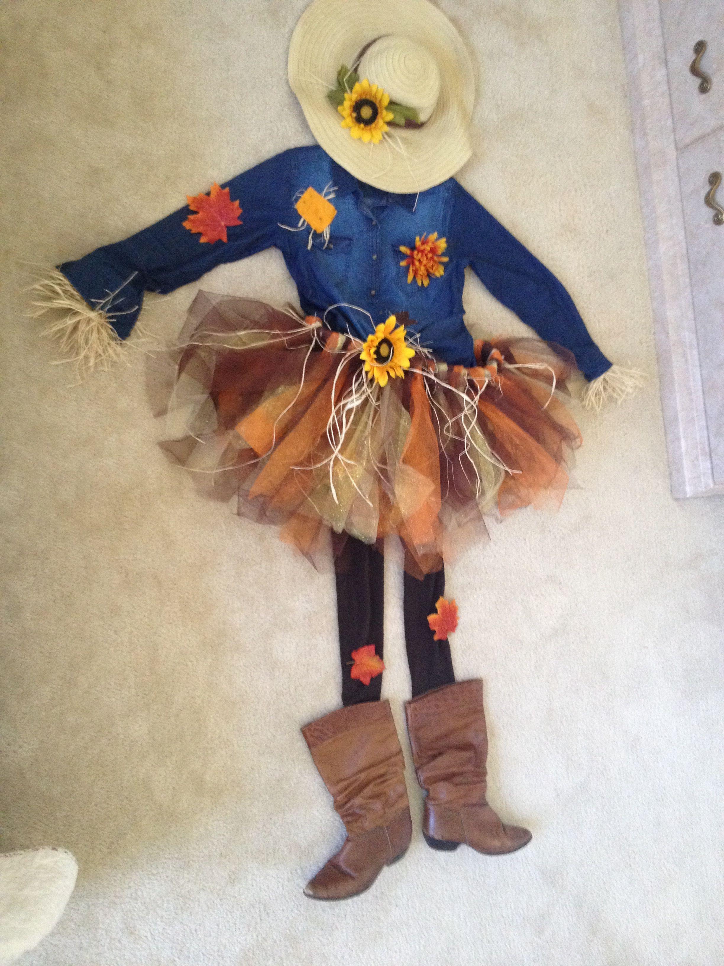 Scarecrow costume Holidays Pinterest Scarecrows