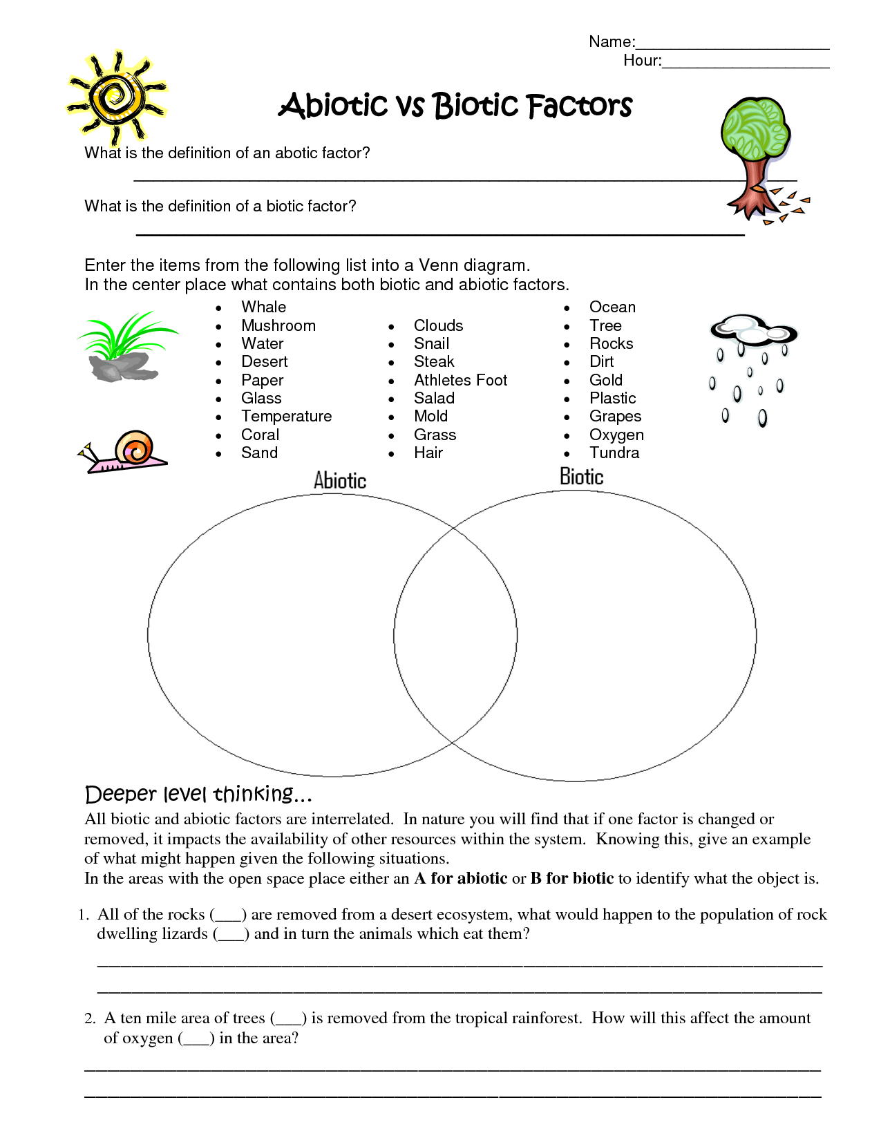 Worksheet Trophic Levels Worksheet Worksheet Fun Worksheet Study Site