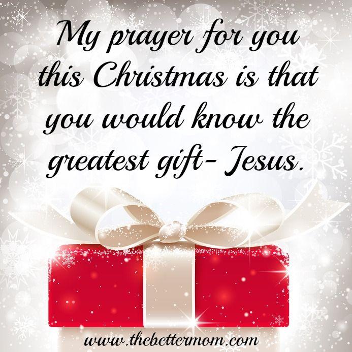 The Greatest Gift On Christmas Christmas Jesus Gift And