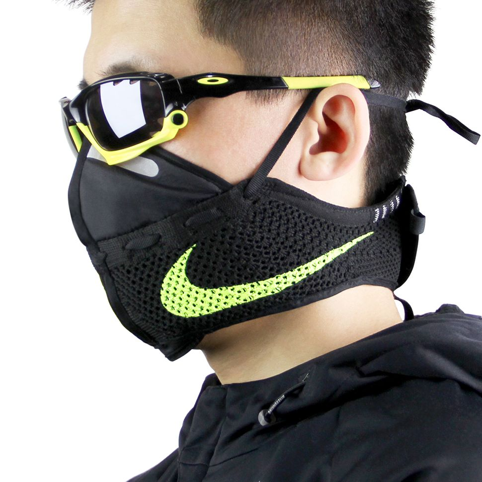 Zhijun Wang takes on the city air pollution that runners