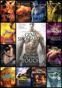 Afbeeldingsresultaat voor lords of the underworld series gena showalter covers