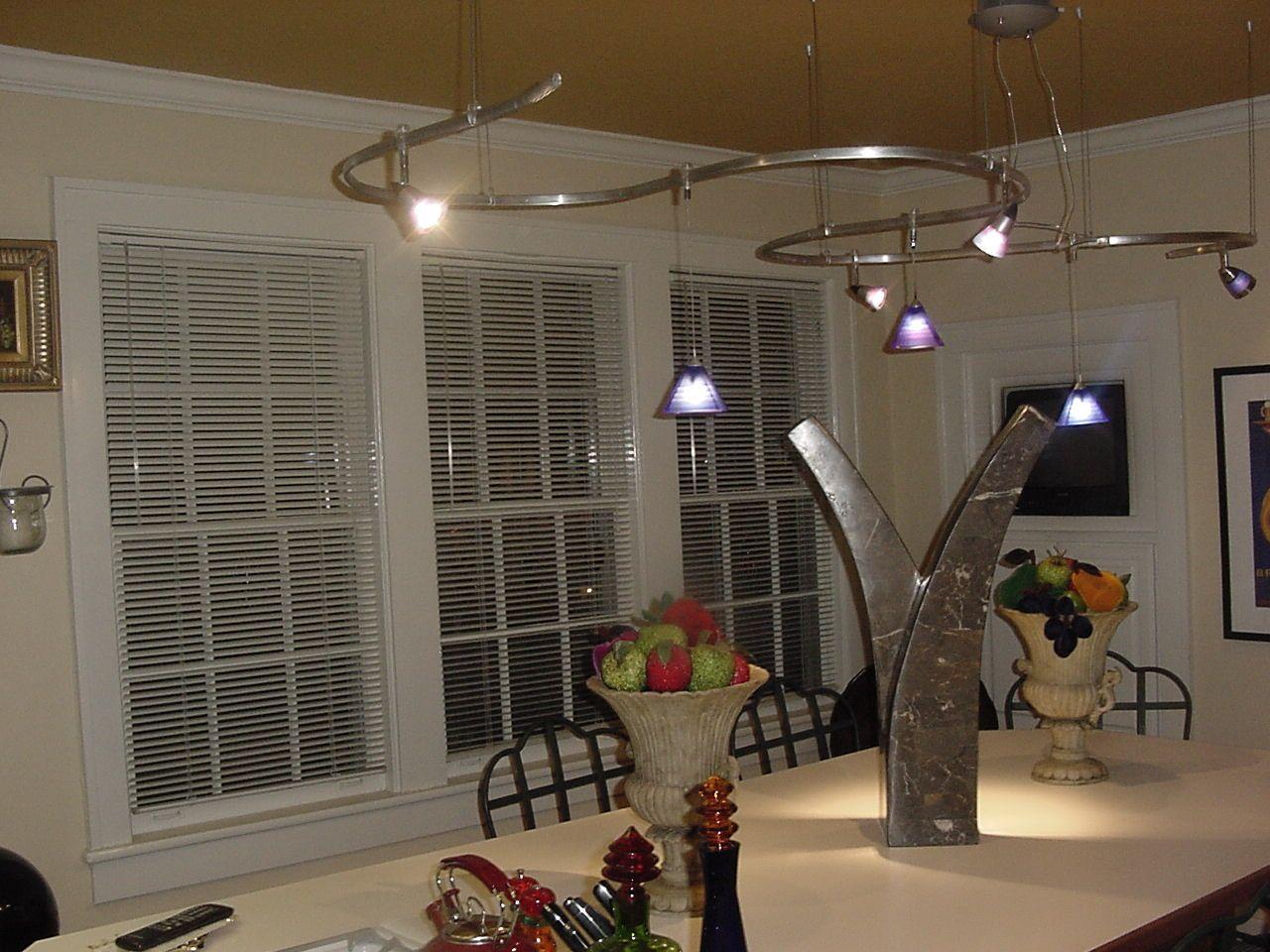Kitchen Track Lighting Systems Lighting Pinterest