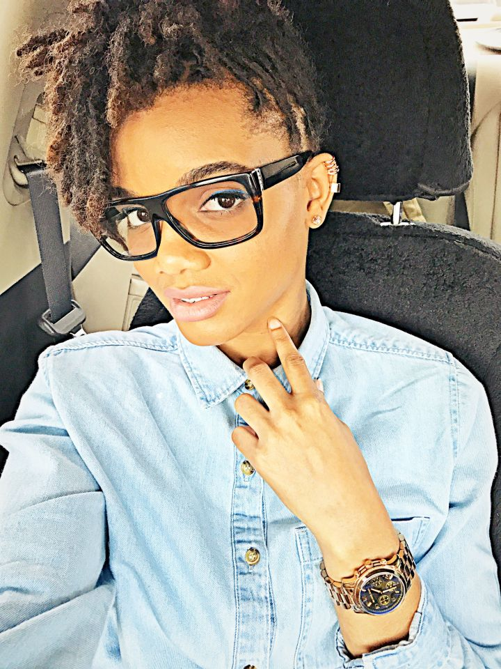 Locs Teen Stage Locs Pinned updo Natural Hair