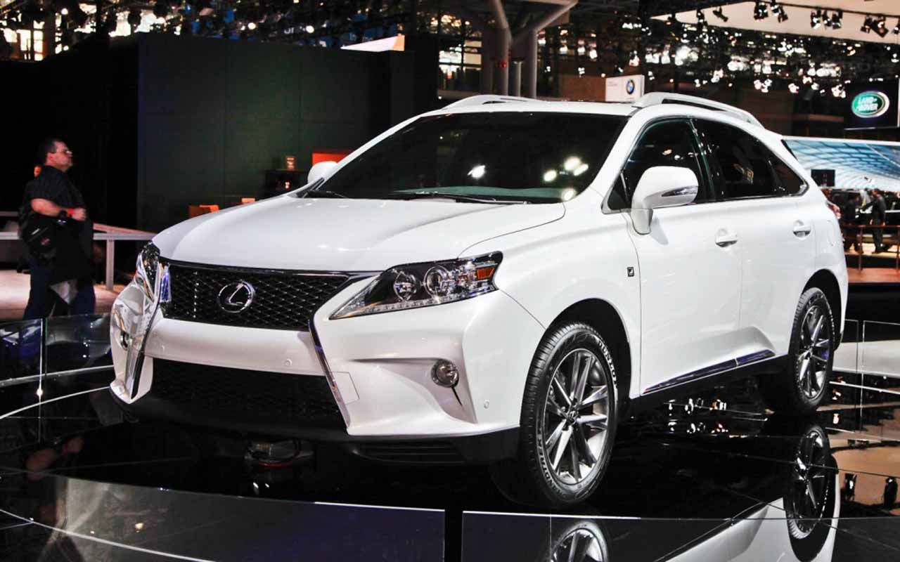 2016 Lexus RX 350 all about release date. Price on 2016