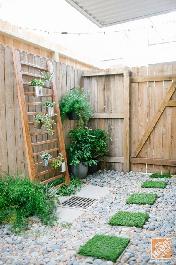 Outdoor Decorating Ideas Vertical Gardens and Hanging