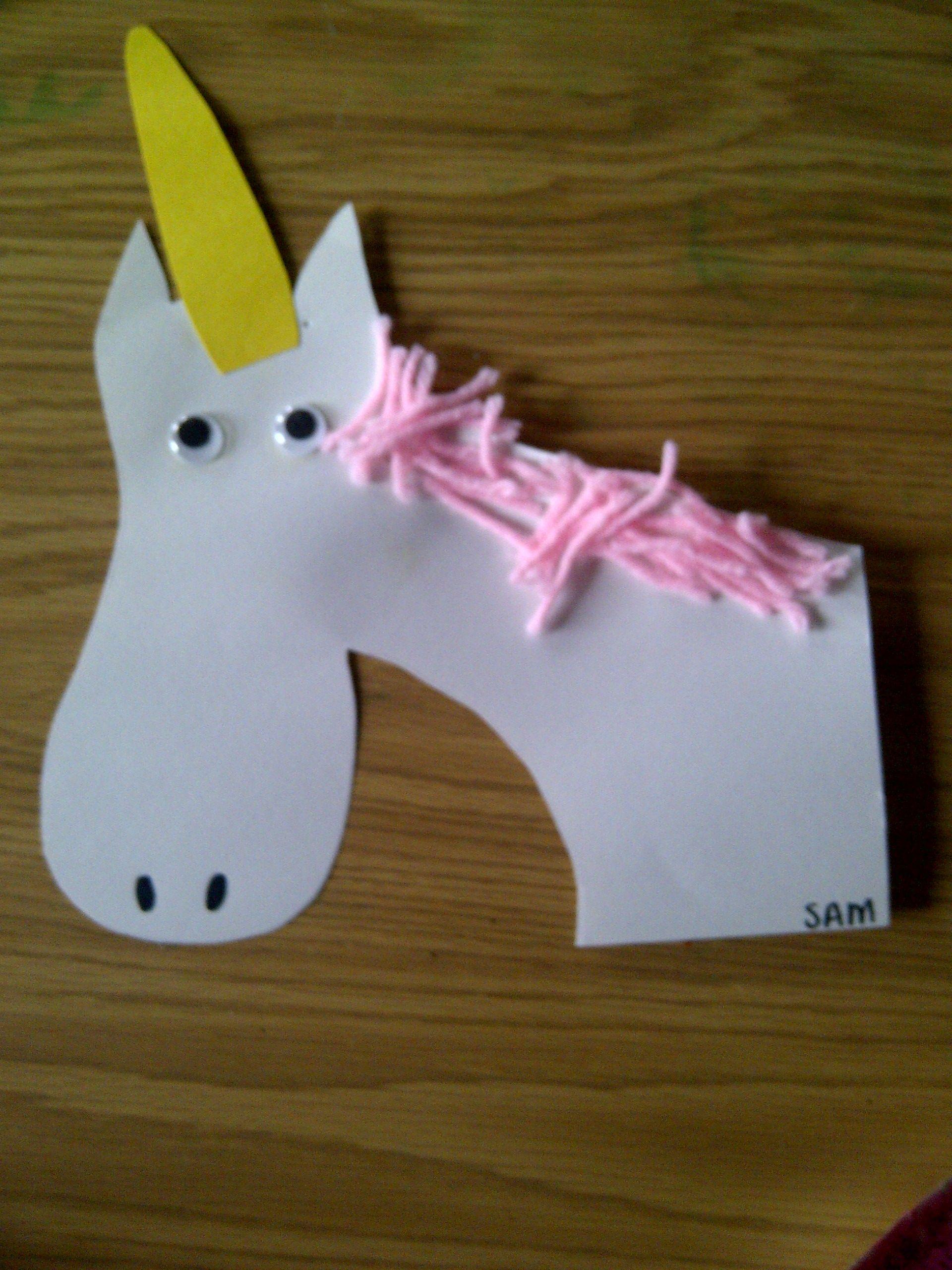 U Is For Unicorn Preschool