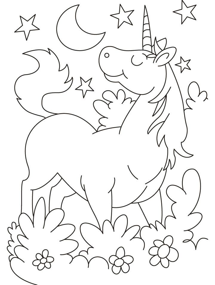 trippy coloring pages full size coloring pages. unicorn coloring ...