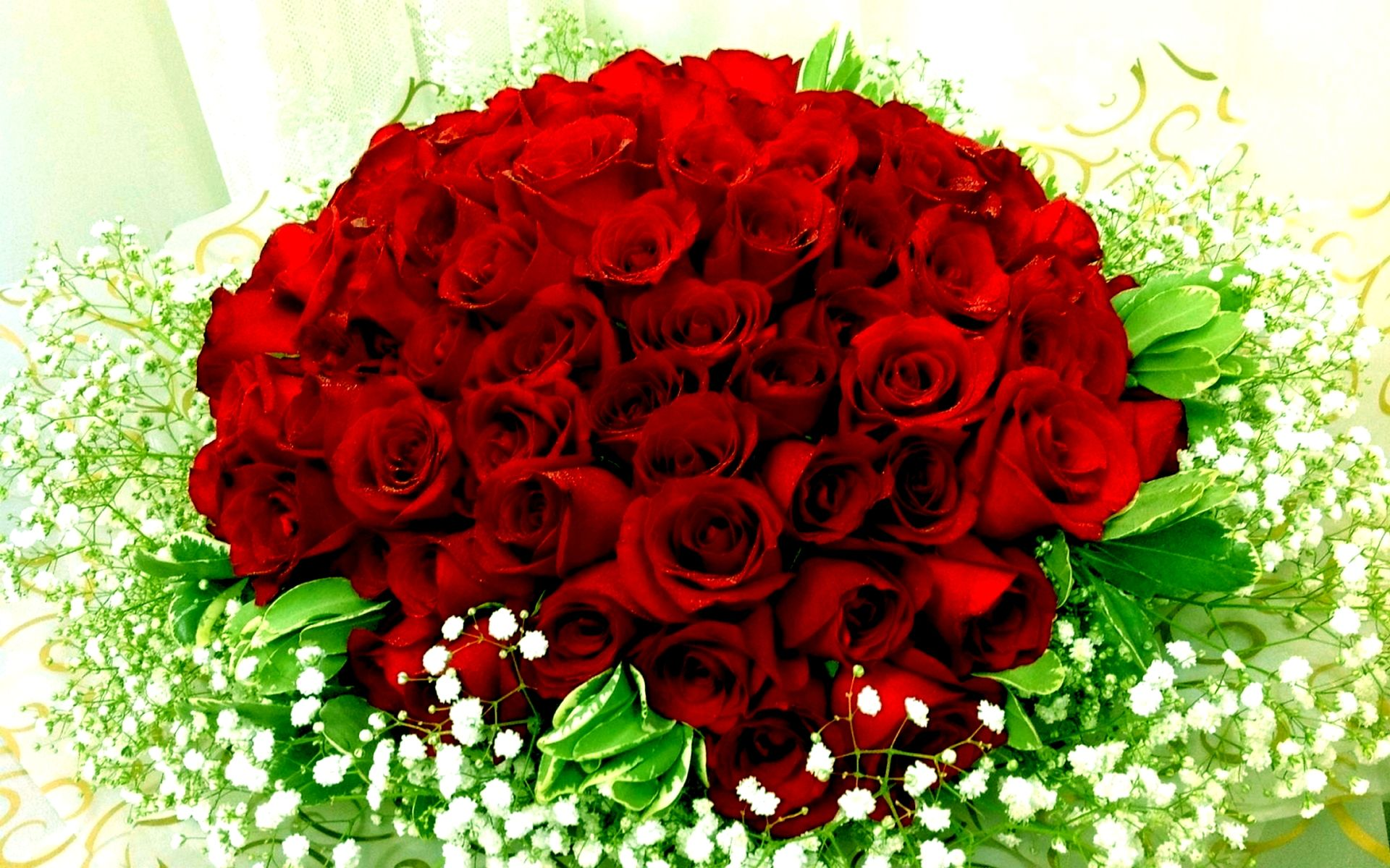 Roses Bouquet 2249 Flowers HD Desktop Wallpaper GOD OF