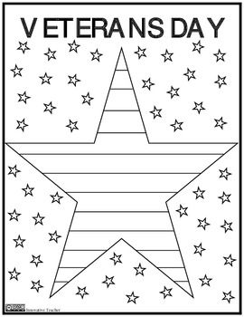 coloring pages for veterans day veterans day coloring pages free ...