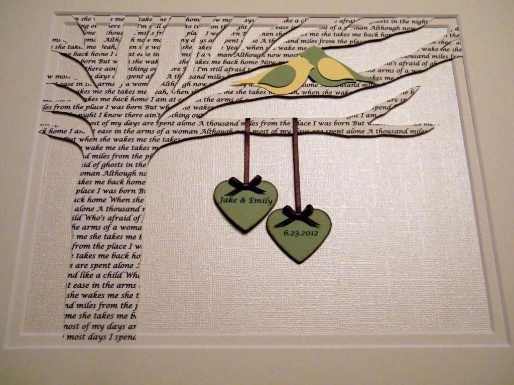 1st Wedding Anniversary Gift Ideas For A Couple arts