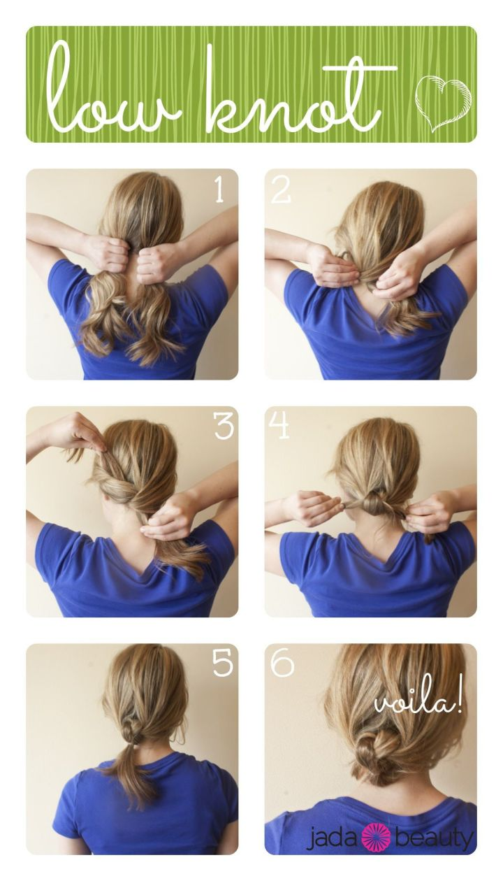 Work it Out 5 Cute Gym Approved Hairstyles