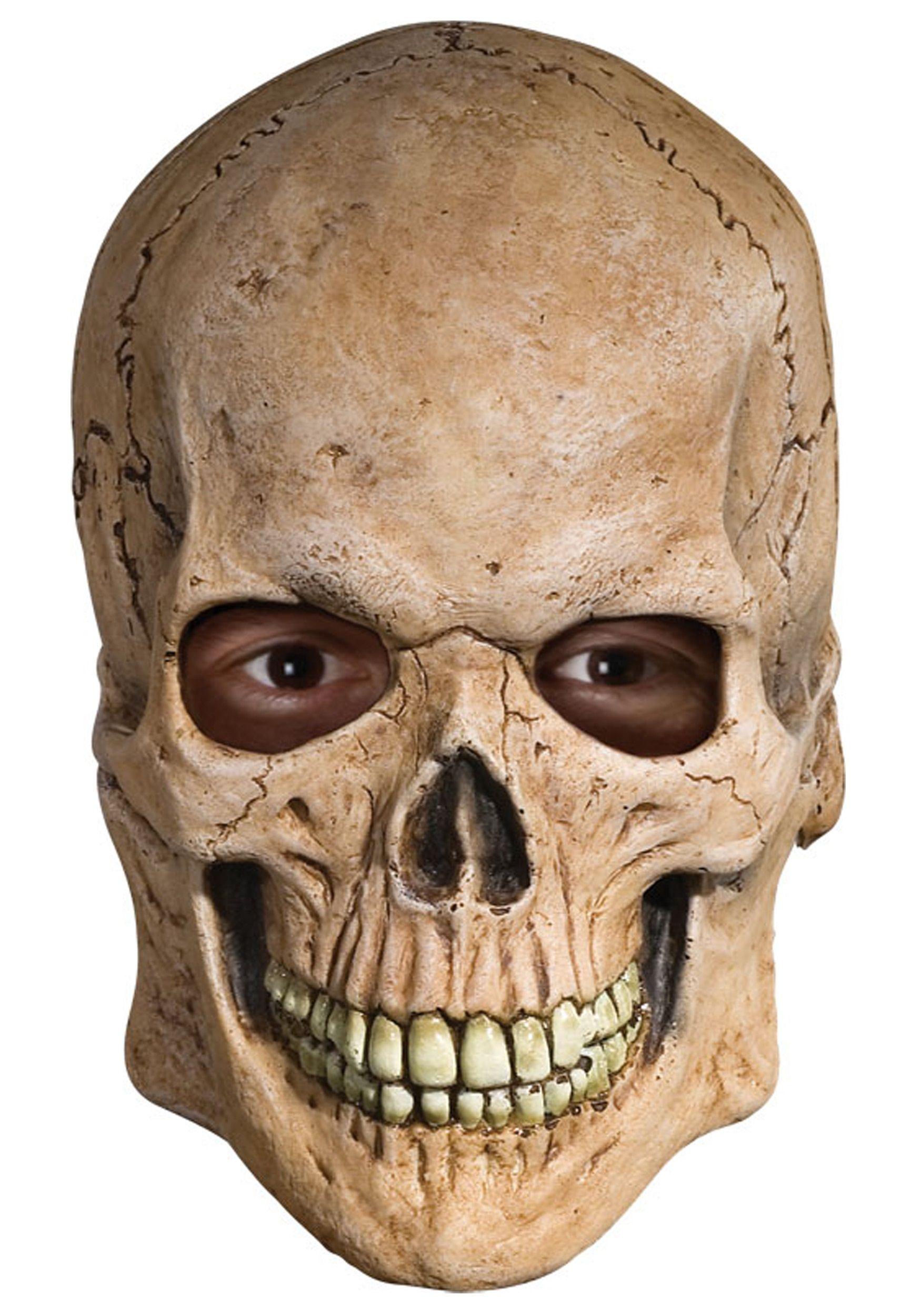 Skull Mask Skull mask and Masking