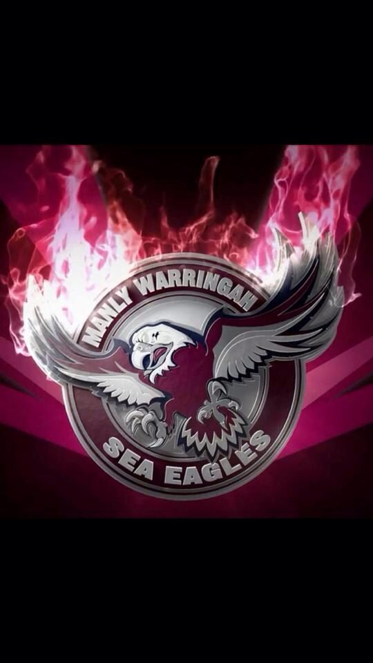 Pin by SoupNumber5 on Manly Sea Eagles | Pinterest | Rugby ...