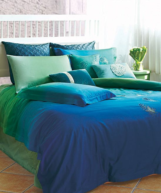 Ocean Blue Bedding Set Studio Stuff Pinterest Blue