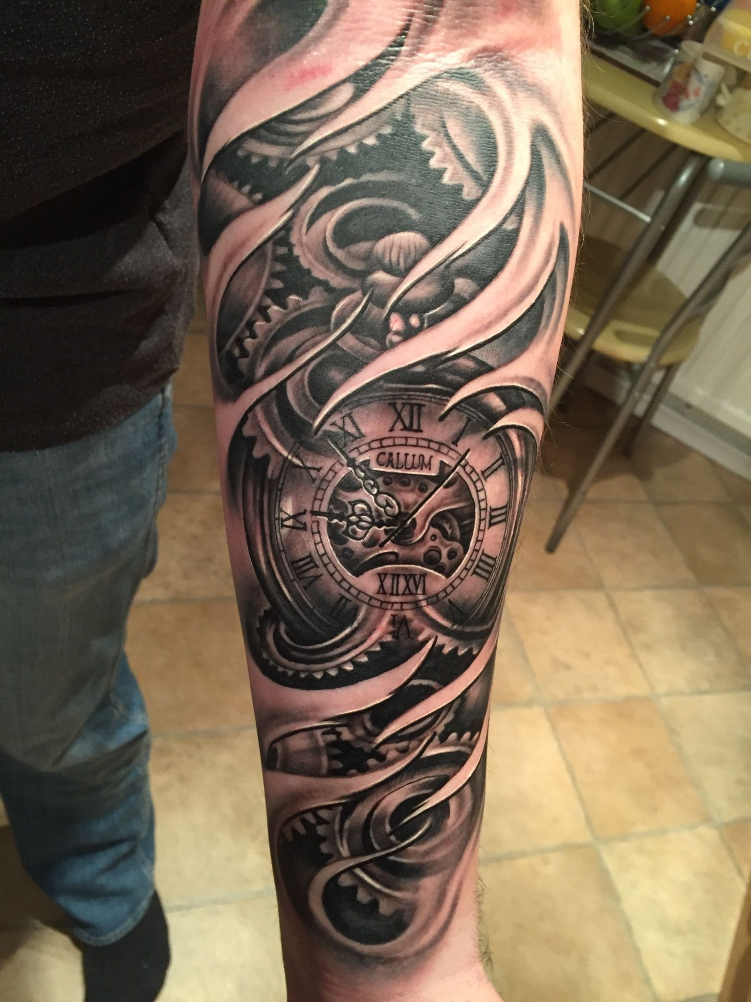 Tattoo tattoos Pinterest Tattoo, Tatoo and Clocks